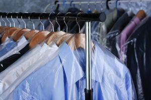 dry cleaning pick up and delivery